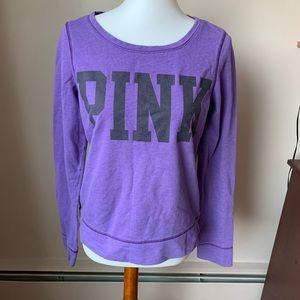 VS Pink Crewneck Sweatshirt